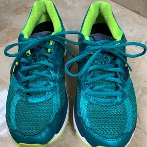 Asics Dynamic Duo Max T656N Women's 6.5 Green